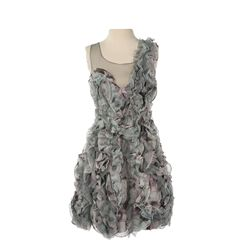 Capitol Citizen Ruffled Dress from The Hunger Games