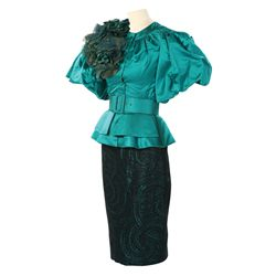 Effie Training Center Apartment Costume from The Hunger Games