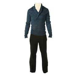 Peeta Training Center Apartment Dinner Costume from The Hunger Games