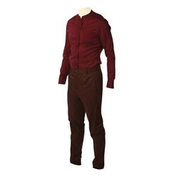 Peeta Training Center Apartment Costume from The Hunger Games