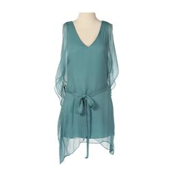 Katniss Training Center Apartment Teal Blouse from The Hunger Games