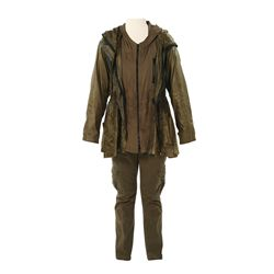 Glimmer Distressed Arena Costume from The Hunger Games