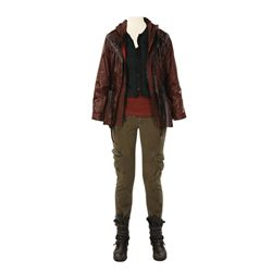 Clove Arena Costume from The Hunger Games