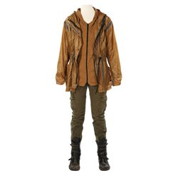 District 3 Female Arena Costume from The Hunger Games