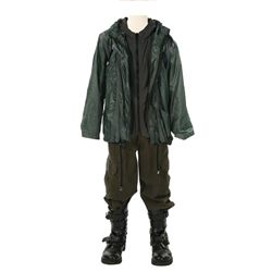 District 4 Male Arena Costume from The Hunger Games