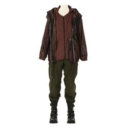District 5 Male Arena Costume from The Hunger Games