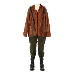 District 6 Male Arena Costume from The Hunger Games