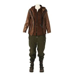 District 7 Male Arena Costume from The Hunger Games