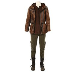 District 7 Female Arena Costume from The Hunger Games