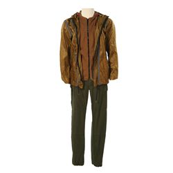 District 8 Male Arena Costume from The Hunger Games