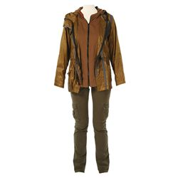 District 8 Female Arena Costume from The Hunger Games