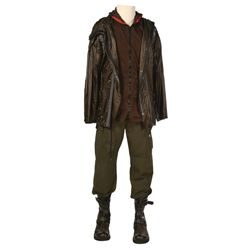 Thresh Arena Costume from The Hunger Games