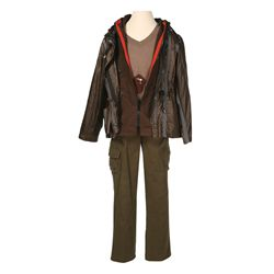 Rue Bloody Arena Costume from The Hunger Games