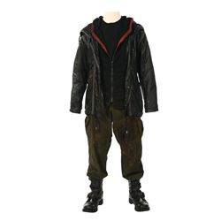 Peeta Distressed Arena Costume from The Hunger Games