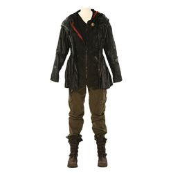 Katniss Distressed Arena Costume from The Hunger Games