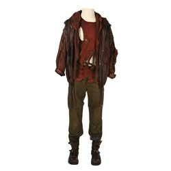 Cato Mauled Arena Costume from The Hunger Games