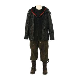 Peeta Heavily Distressed Arena Costume from The Hunger Games