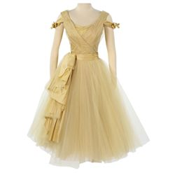 Katniss Crowning Dress from The Hunger Games
