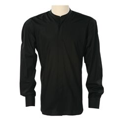 President Snow Black Shirt from The Hunger Games