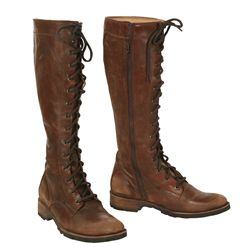 Katniss Hunting Boots from Catching Fire Poster from The Hunger Games