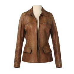 Katniss Hunting Jacket from Catching Fire Poster from The Hunger Games