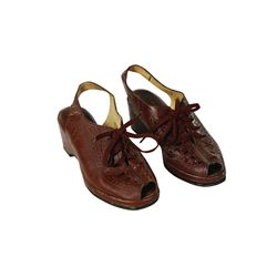Katniss's Mom's Reaping Shoes from The Hunger Games