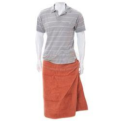 Adventureland - James' Shirt & Towel (Jesse Eisenberg)