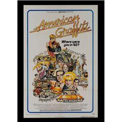 American Graffiti - Original Release One-Sheet Poster