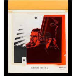 Blade Runner - Movie Poster Concept Art