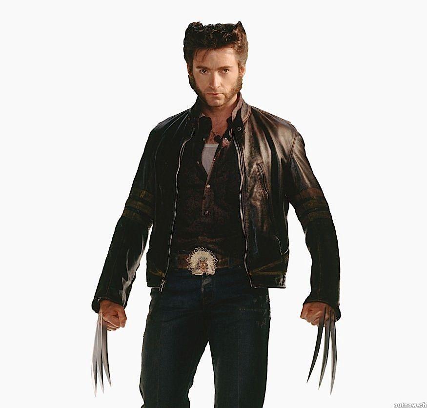 X2 Xmen United Wolverine Logan Hugh Jackman Jacket