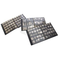 Attack - Rare Production Contact Sheet Binders