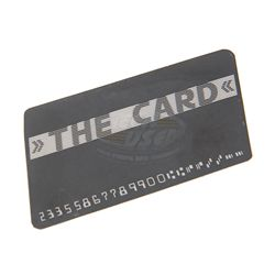 Back To The Future 2 - 2015 Credit Card