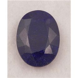 HUGE CERTIFIED 170.00 CT BLUE SAPPHIRE