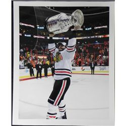 Chicago Blackhawks Troy Brouwer Big Photo Stanley Cup