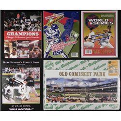 Chicago White Sox Greatest Moments Memorabilia