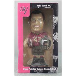 Tampa Bay John Lynch Ltd Ed Bobblehead Doll -MIB