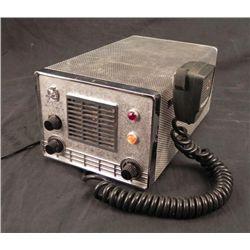 Johnson Viking Messenger Vintage CB Radio w/ Mic
