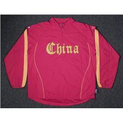 Team China Olympic Sport Jacket Chinese Sz XL