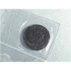 1803 Half Cent Draped Bust - Nice Coin, Sealed