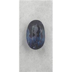 GORGEOUS 2.70 CT NATURAL LONDON BLUE TOPAZ CENTER STONE