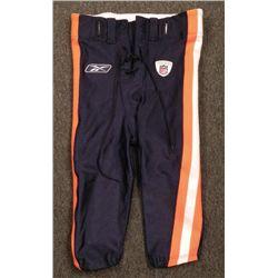 Chicago Bears Game Used Football Pants Sz 34