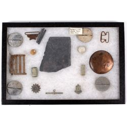 Carbon Wyoming 1868-1902 Upper Town Dug Items