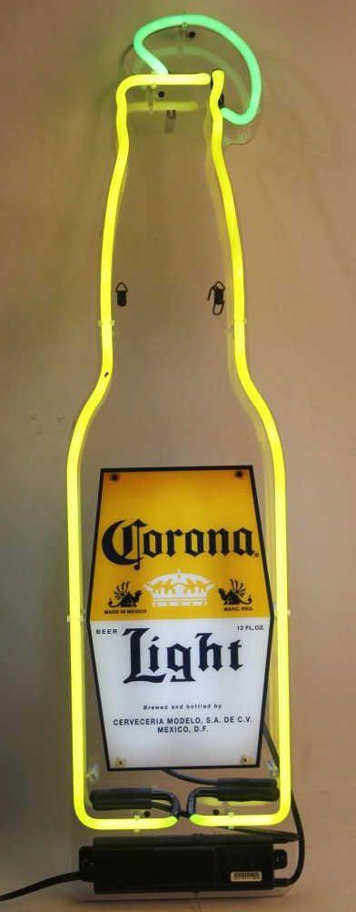 Corona Double Sided Neon Sign