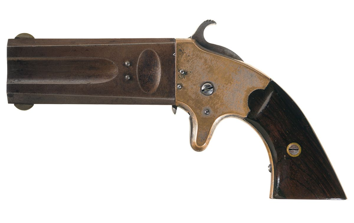 American Arms Double Barrel Derringer