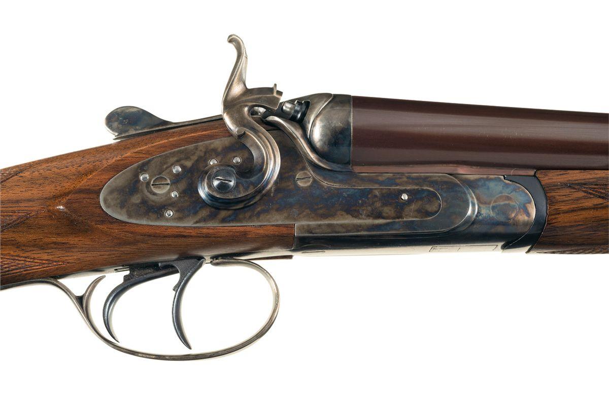 Pedersoli Kodiak Mark IV Double Barrel Express Rifle