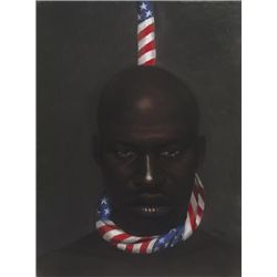 Laurie Cooper - Black Man In America Signed