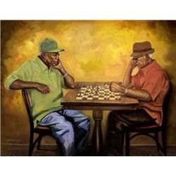 Sterling Brown : Chet and Hector