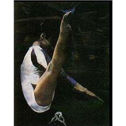 Cajiga, Patrica  : Gymnast