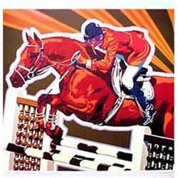 Yamagata, Hiro : Equestrian