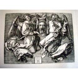 Amand-Durand Durer Original Etching 13